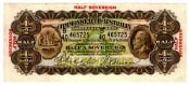 Half Sovereign - Ten Shilling 1