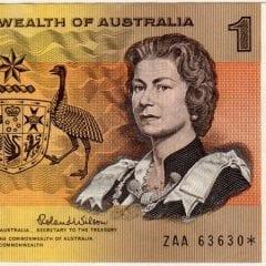 Decimal One Dollar
