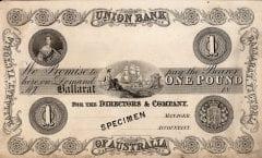UNION BANK 1858